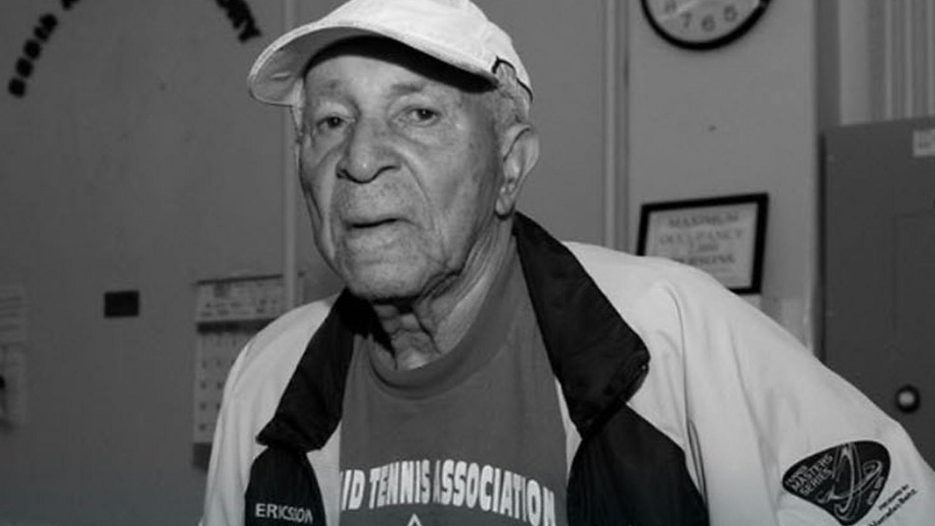 Първият професионален тъмнокож тенисист почина на 100 години