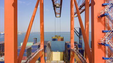 В Сърбия строят най-големия речен танкер от ново поколение в света