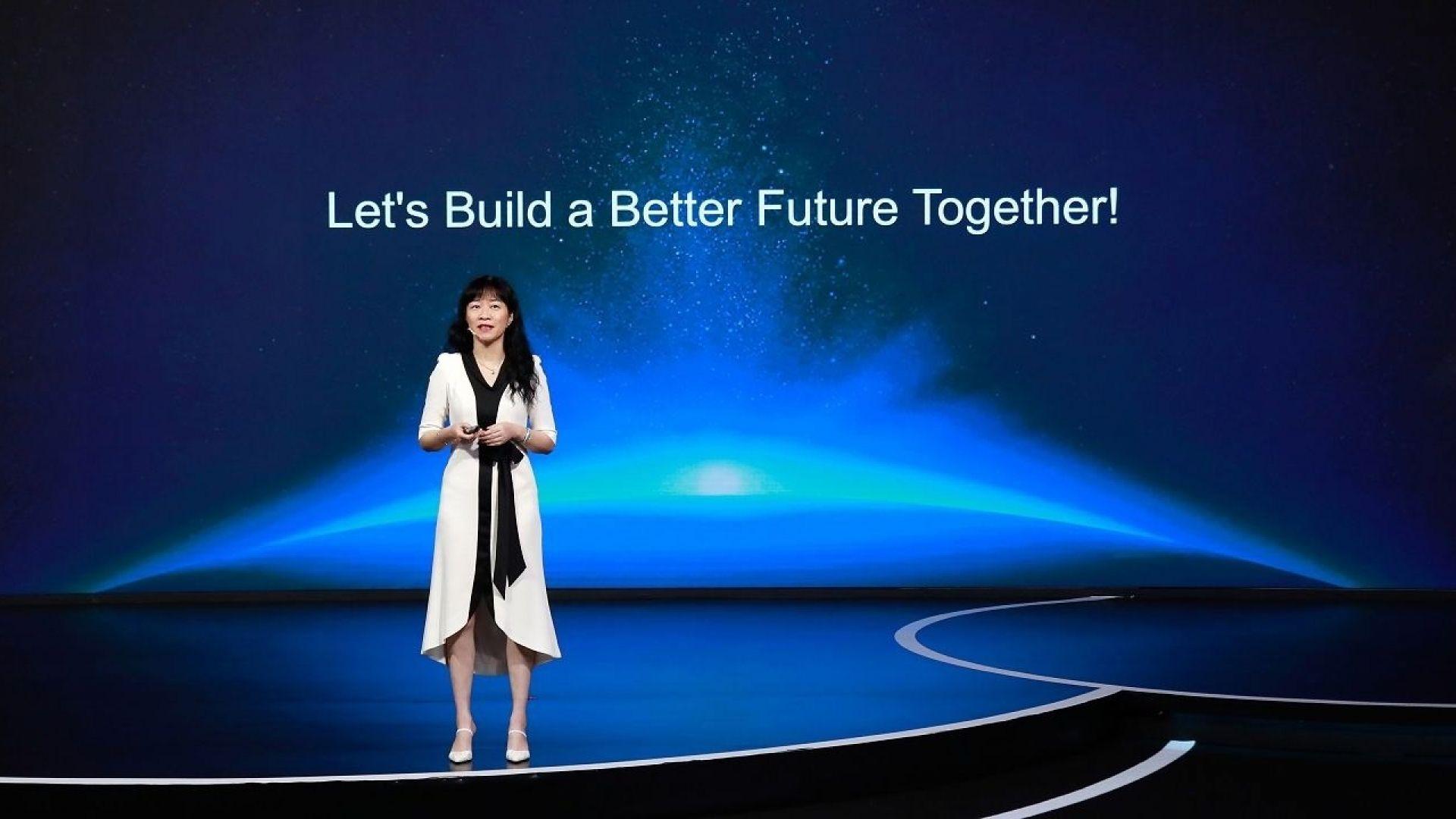 Huawei създава устойчив дигитален свят чрез 5G