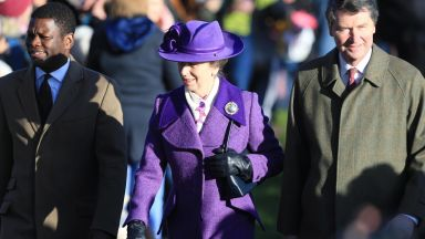 Скромен 70-и юбилей за единствената дъщеря на Елизабет Втора