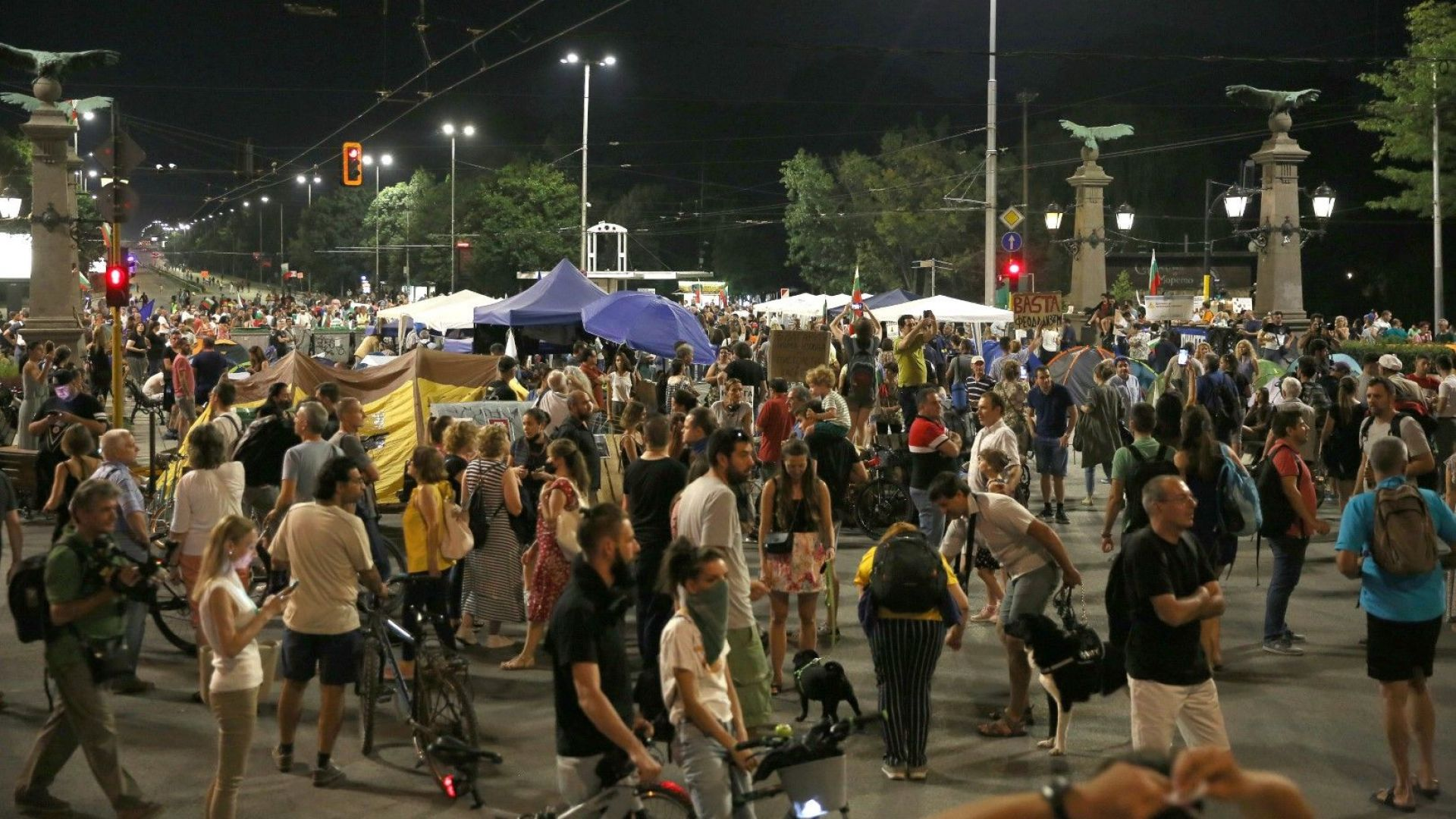 Фандъкова: Протестът против властта се превръща в протест срещу хората