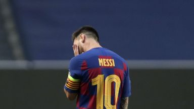 Клубна легенда предрече началото на края: Меси ще поиска да си тръгне