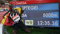 Полицай от Уганда счупи 16-годишен световен рекорд