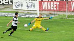 Майсторски гол донесе първа победа на Локо (Пд) в новия шампионат