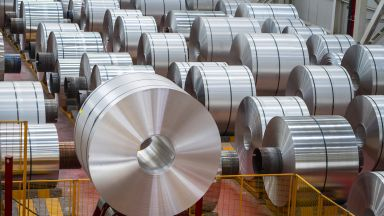 Алуминият: метал на старата и новата икономика