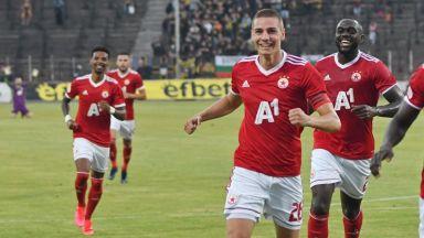 Болоня и ЦСКА преговаряли цяла нощ за Антов, интерес към българина имал и Арсенал
