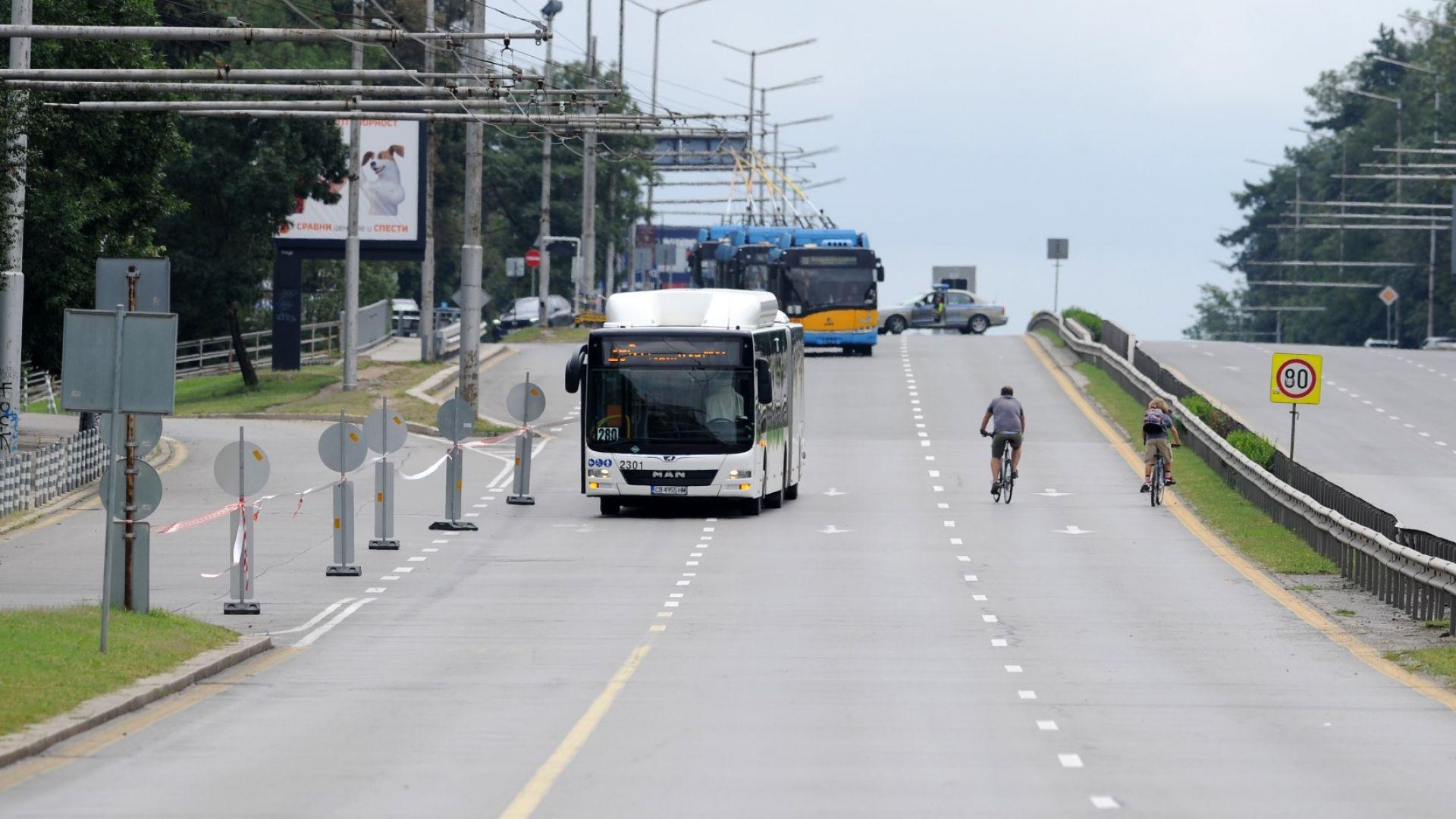 Без нощен градски транспорт в София до края на годината, закриват линия 306