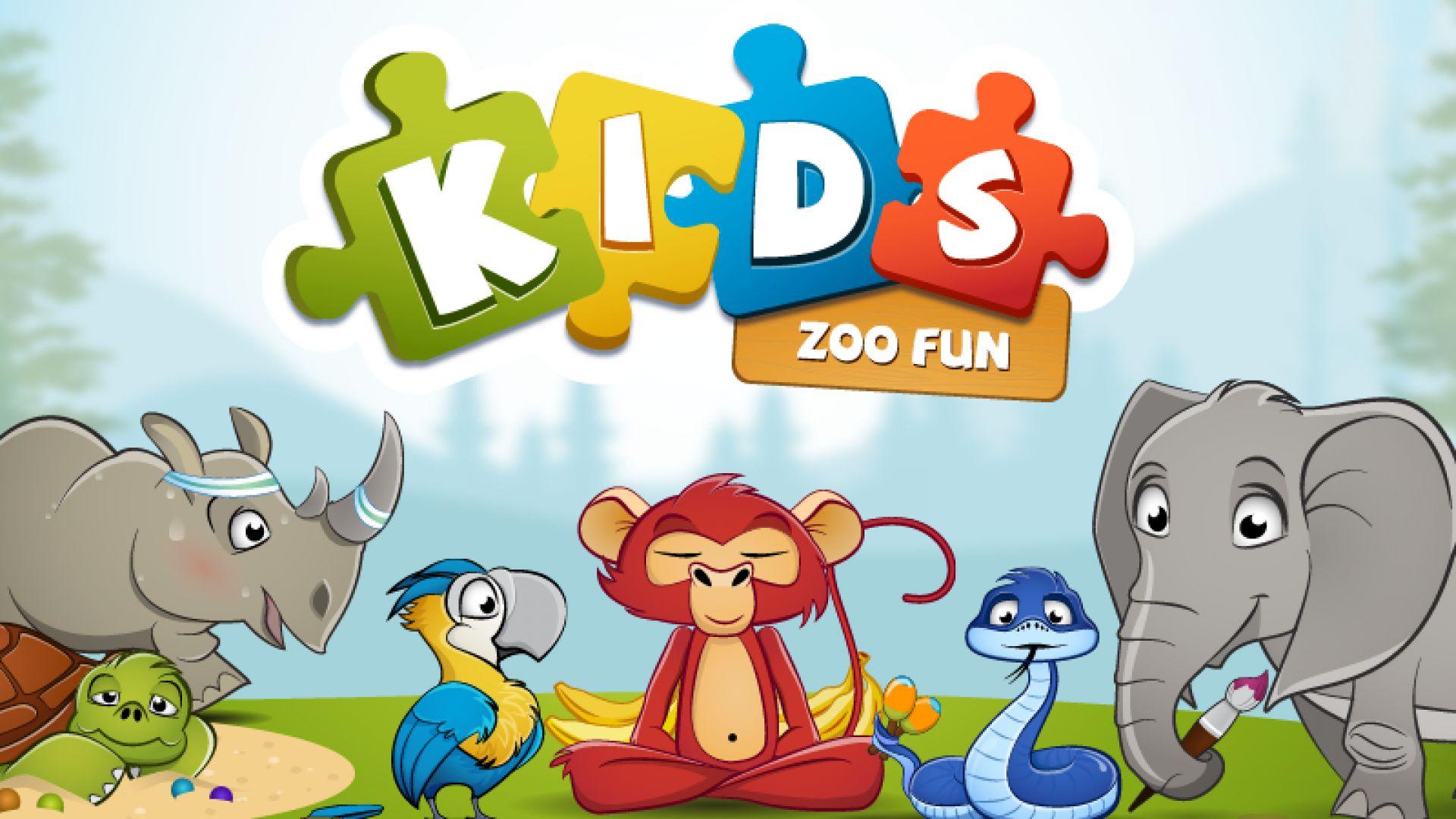 Kids: Zoo Fun