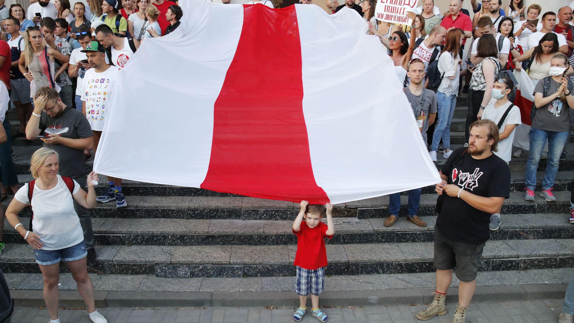 Беларус с контрамерки на санкциите на ЕС
