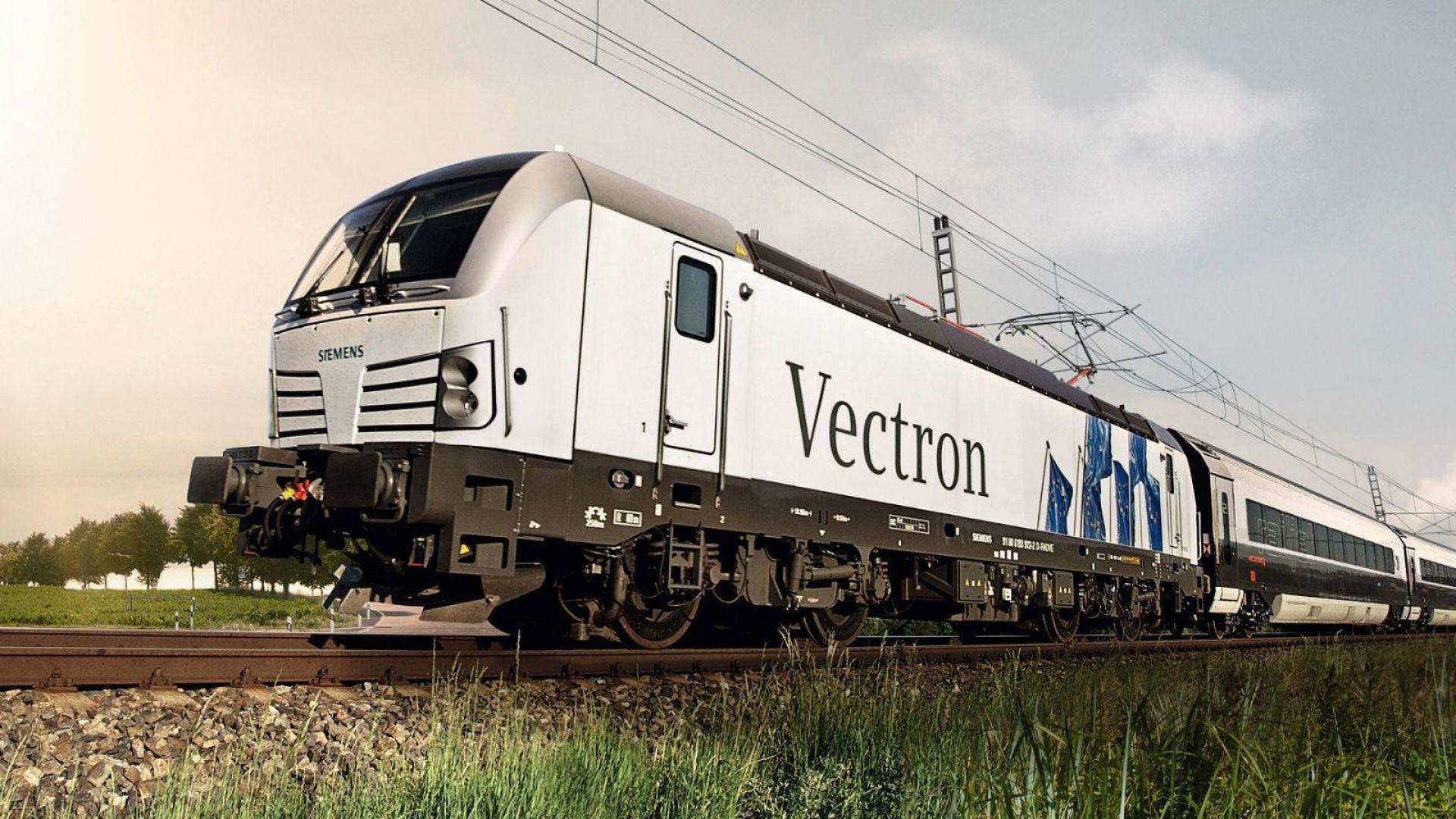 Търновска фирма ще достави 5 локомотива под наем на БДЖ за 8,5 млн. лв.