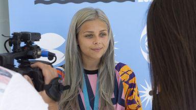 Виктория беше домакин на творчески лагер за Евровизия 2021 в Бургас и Приморско