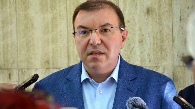 Здравният министър сменя ген. Мутафчийски в брифингите на Щаба
