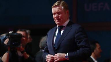 Треньорът на Барселона е съкрушен от арестите на шефове на клуба