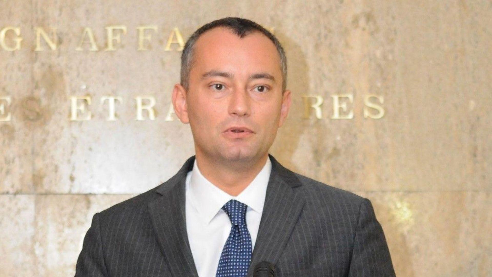 Николай Младенов е отказал поста на специален пратеник на ООН за Либия