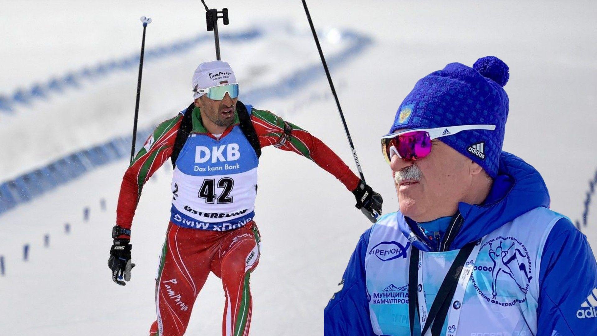 Руският треньор на България гледа към олимпийски медали и чака Краси Анев