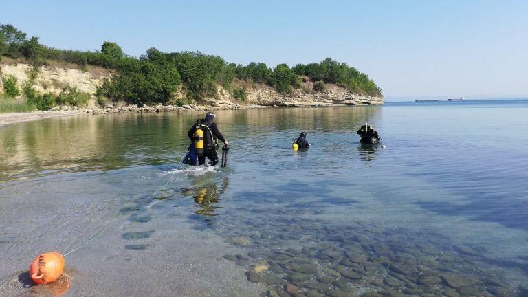 Започнаха разкопки на нос Чироза в Бургаския залив, където археолозите