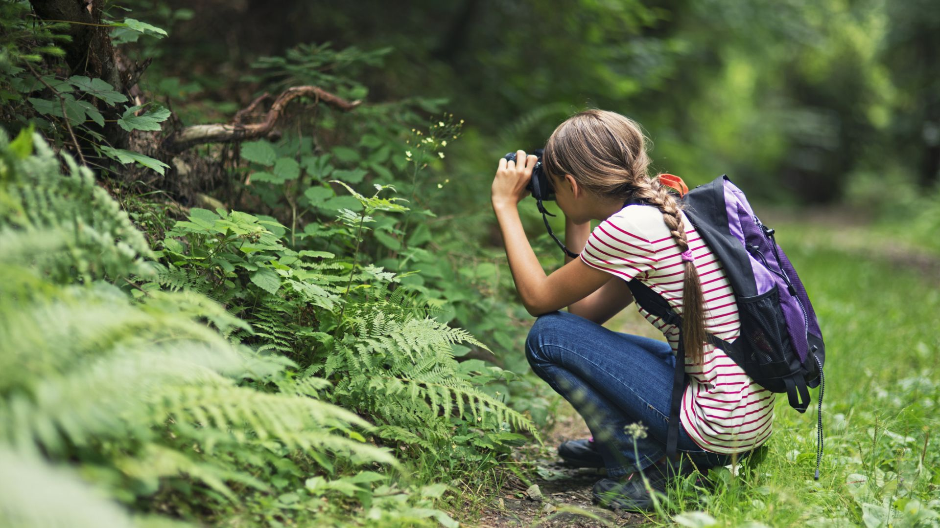 Фотографията развива доста странични умения