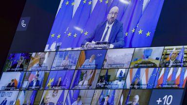 Лидерите на ЕС ще проведат видеосреща за Ковид-19