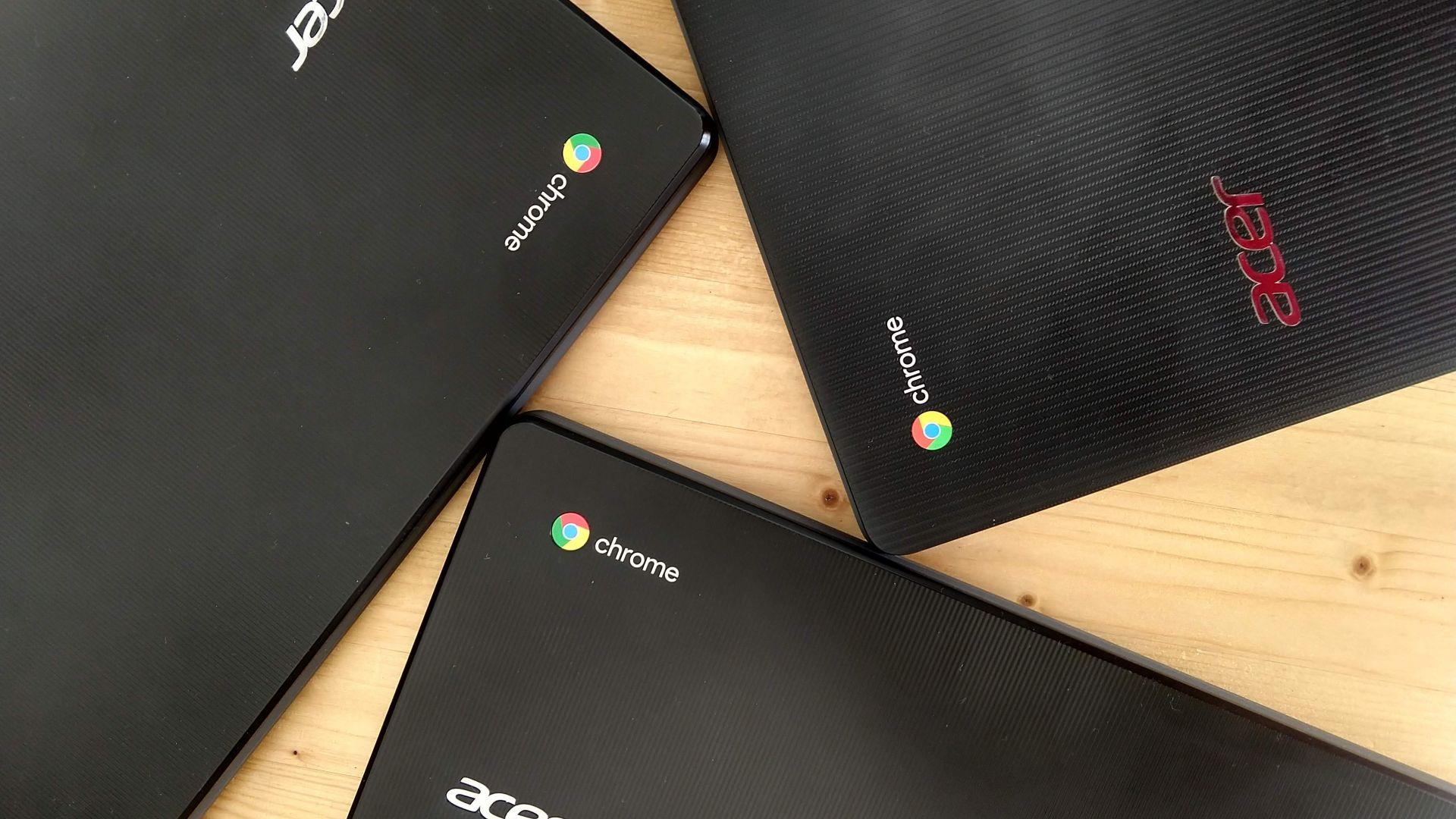 Трикратно се увеличават българските училища, които ще използват Chromebook