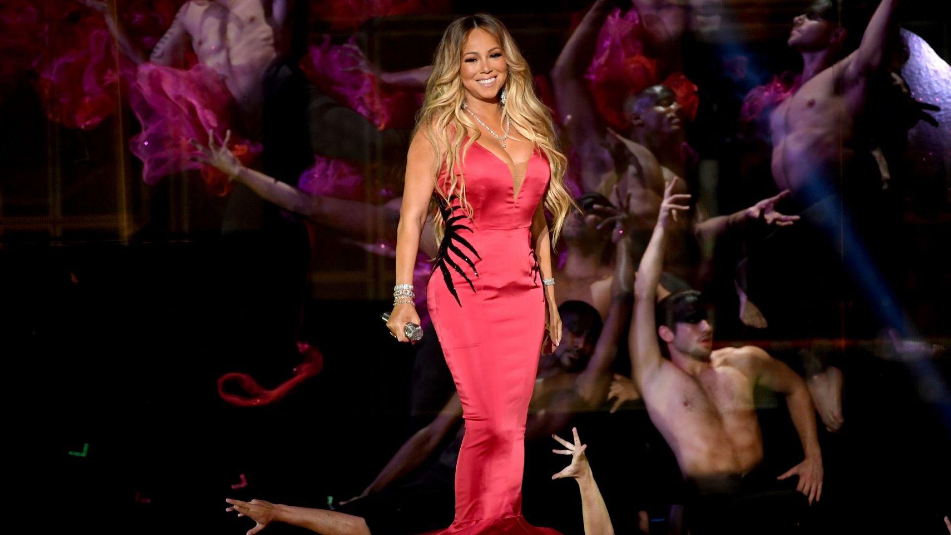 Марая Кери отбелязва своя 30-годишен юбилей в музикалния бизнес със сборен албум