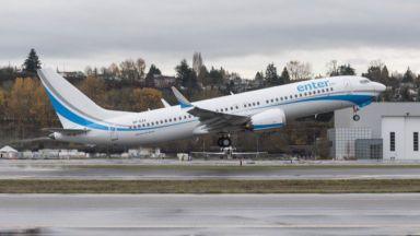 """""""Боинг"""" преименува модела """"737 Max"""""""