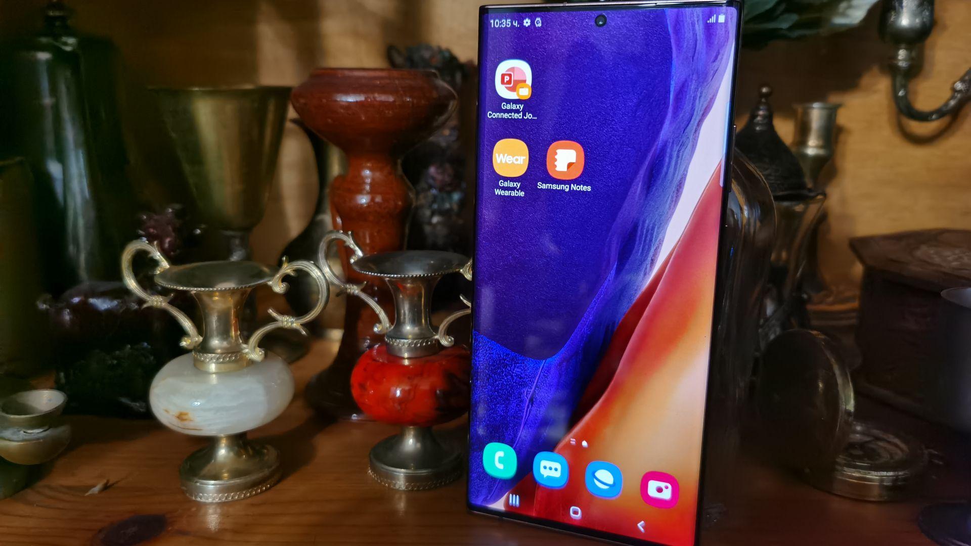 Защо новият Samsung Galaxy Note20 Ultra е повече от смартфон