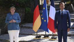 Франция и Германия ще приемат непълнолетни бежанци от изгорелия лагер Мория