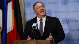 САЩ обяви, че ООН връща санкциите срещу Иран