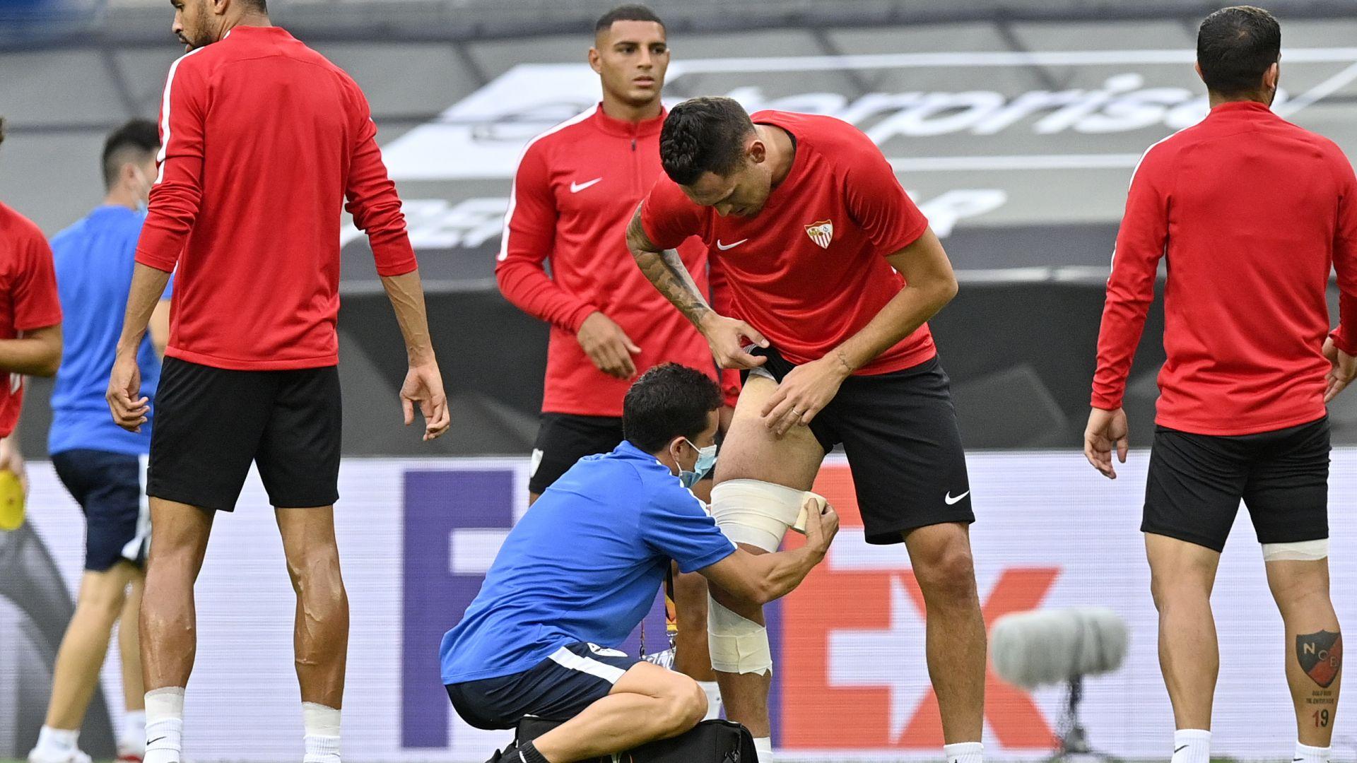 """Голмайсторът на """"Севиля"""" е под въпрос за финала на Лига Европа"""