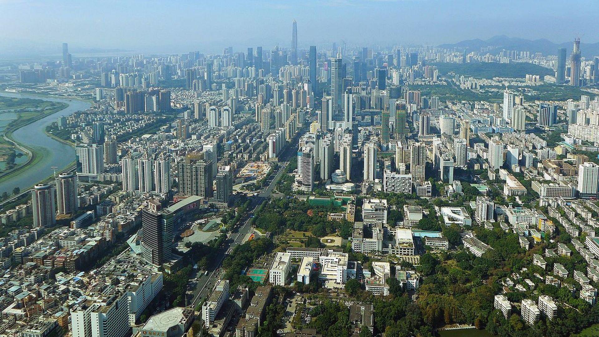 Шенжен е първият китайски град с пълно 5G покритие