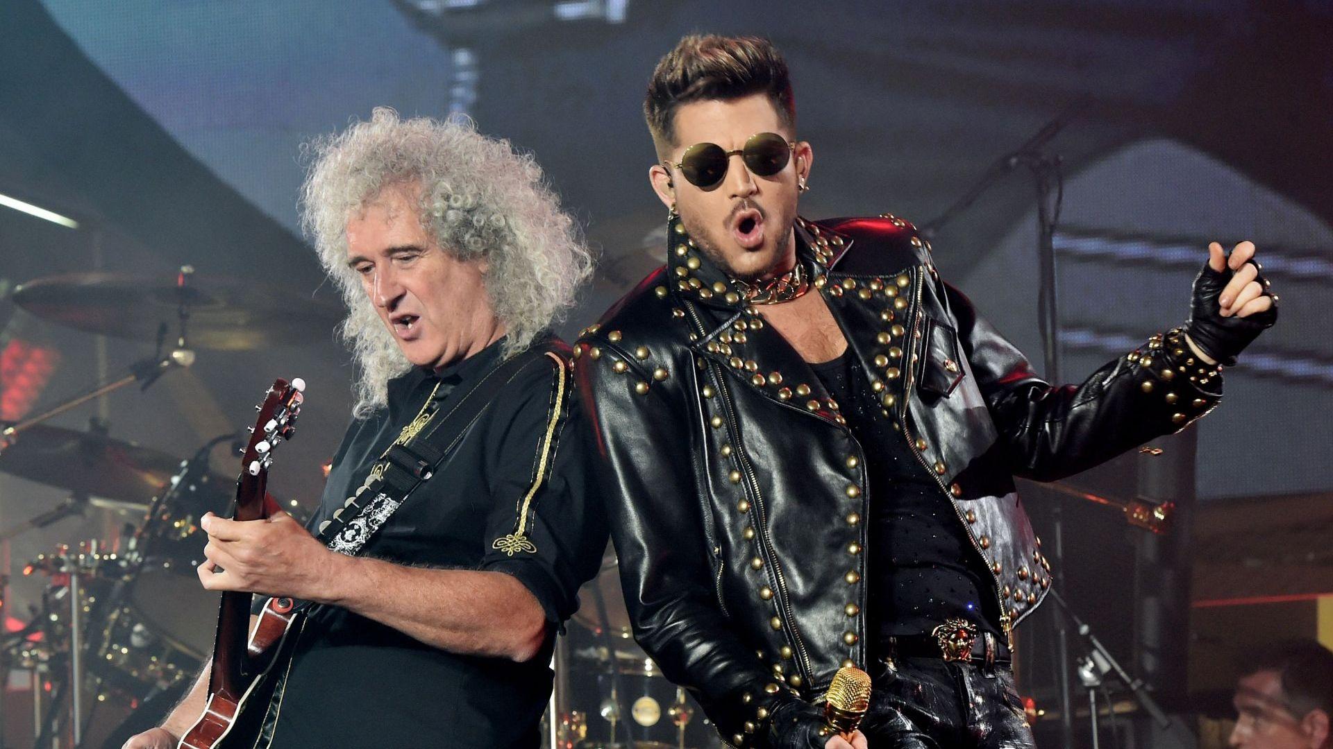Queen и Адам Ламбърт издават концертен албум