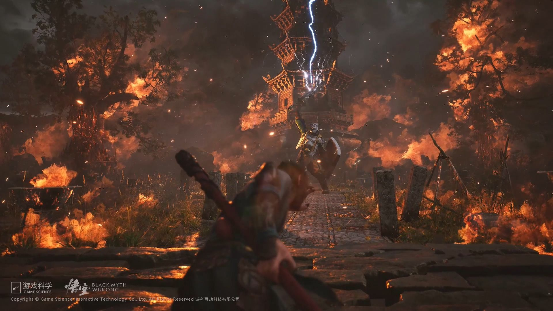 """Black Myth: Wukong впечатлява с графика от """"следващо поколение"""""""