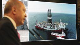Турция няма да се откаже от вноса на газ след откриването на новото находище в Черно море