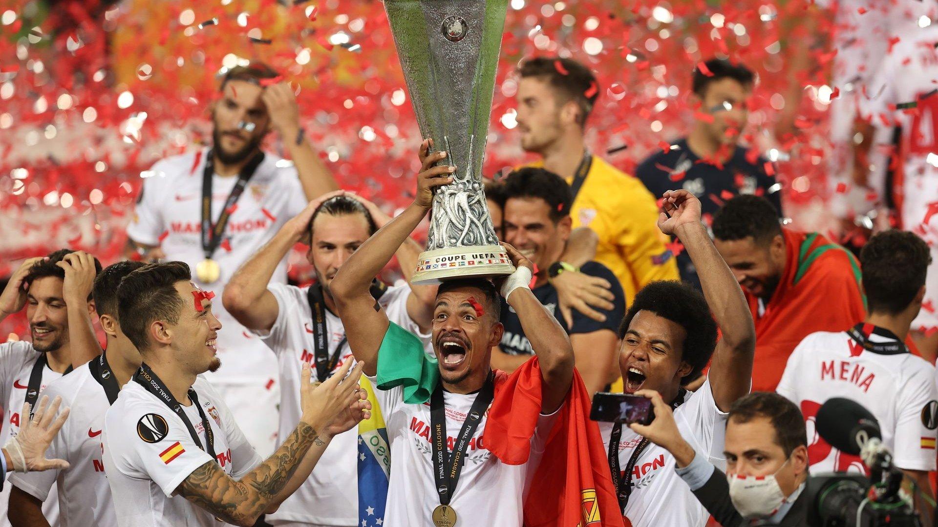Луд финал и добре познат шампион - Севиля отново грабна Лига Европа