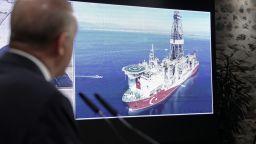 Турция ще инвестира $111 милиона в газово съоръжение в Черно море