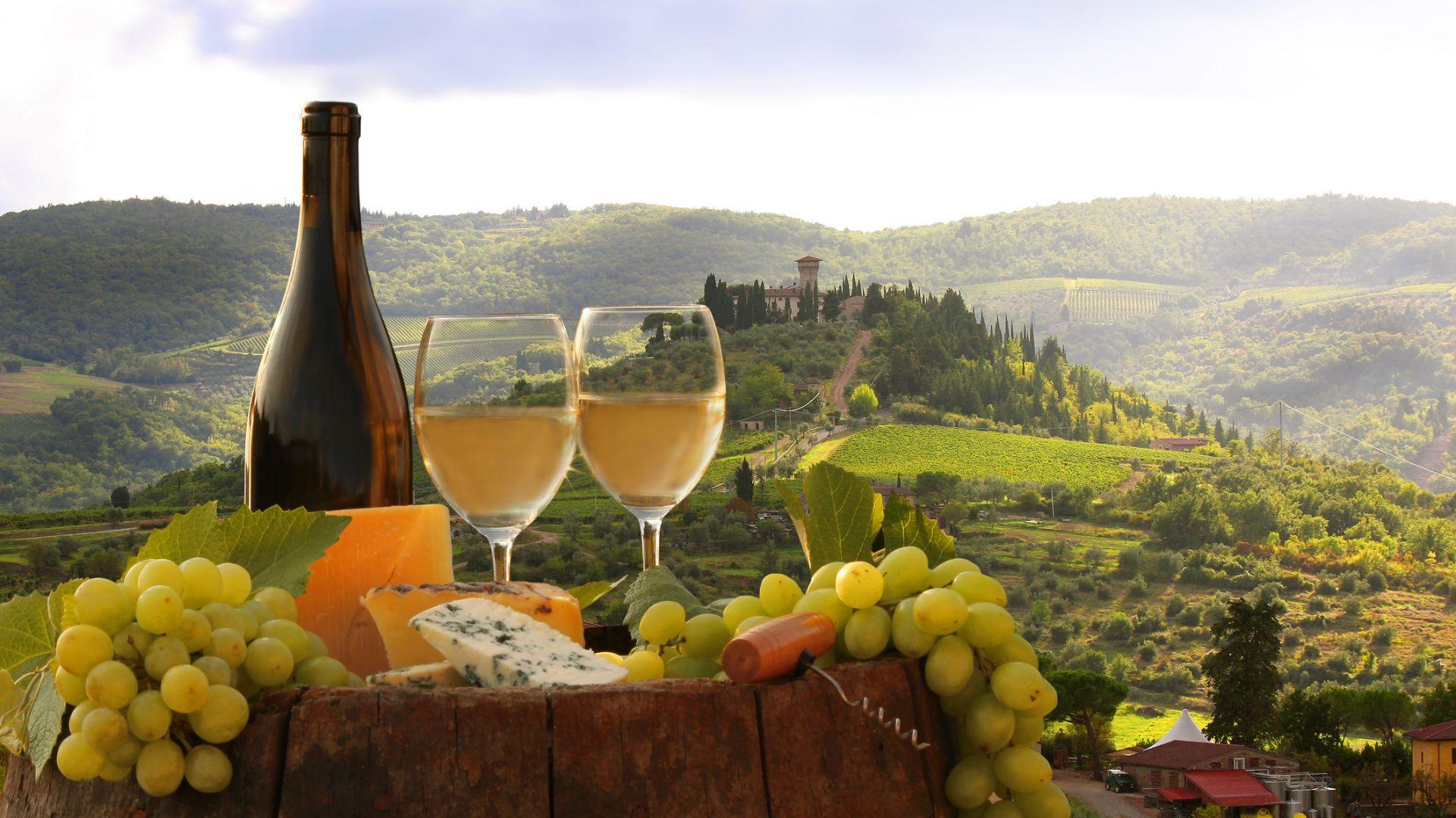 Невиждан спад на износа на италианско вино от 30 г. заради COVID-19