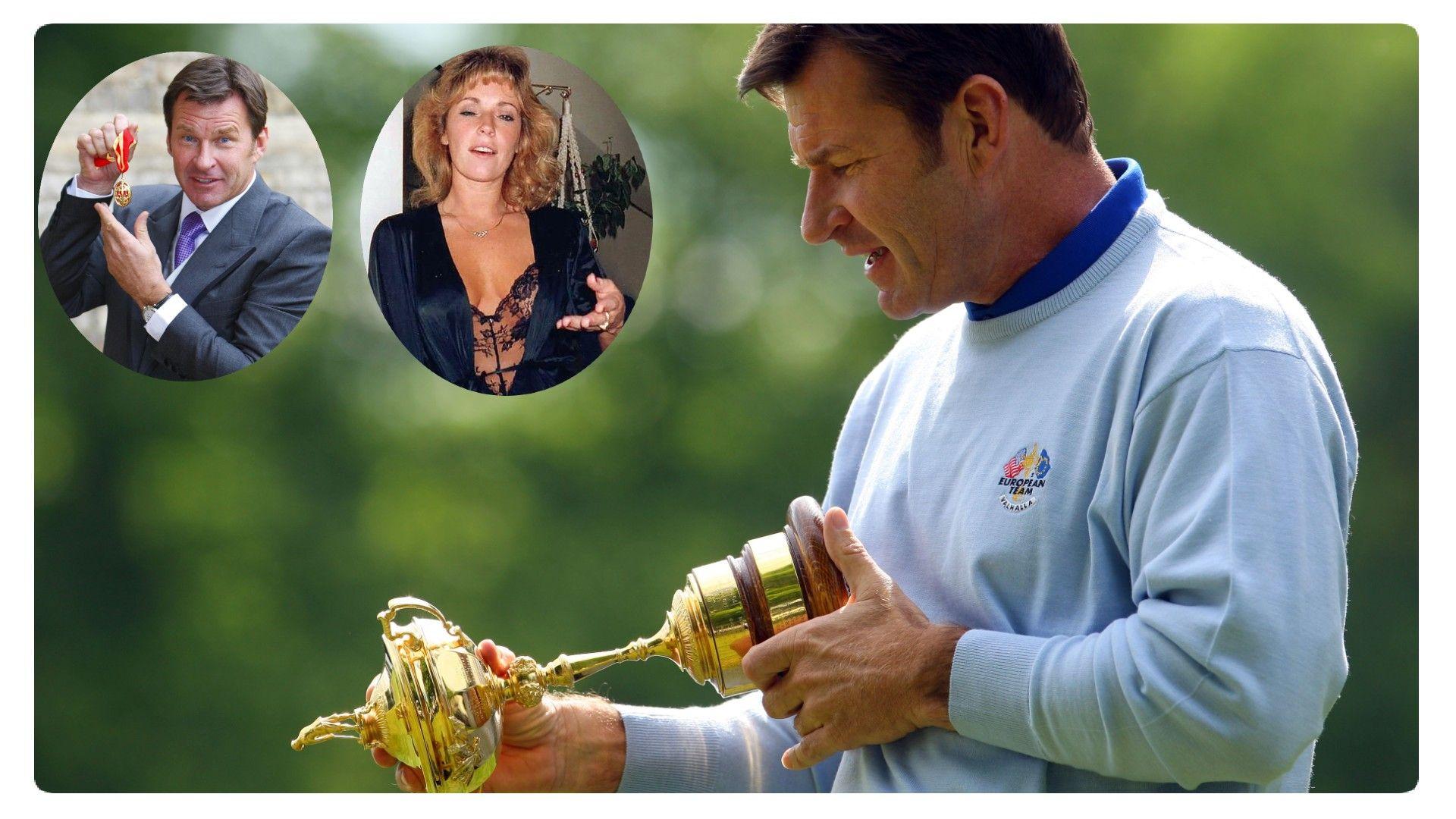 Легендарен сър в голфа ще се жени за бивша стриптизьорка с криминално досие
