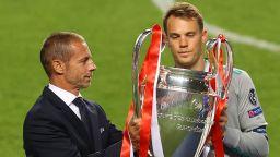 """Започва революцията в Шампионската лига, УЕФА прие """"Швейцарския модел"""""""