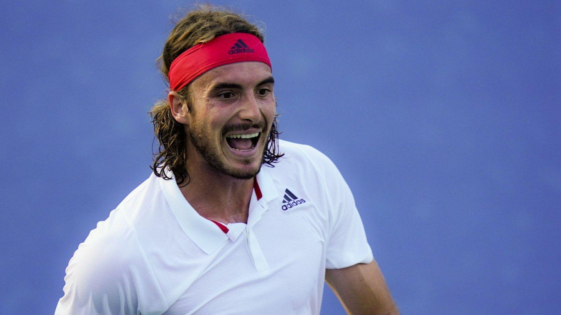 Циципас не намира нищо различно в тениса без публика