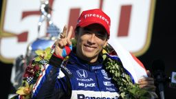 Позабравен герой от Формула 1 влезе в историята на легендарната писта в Индианаполис