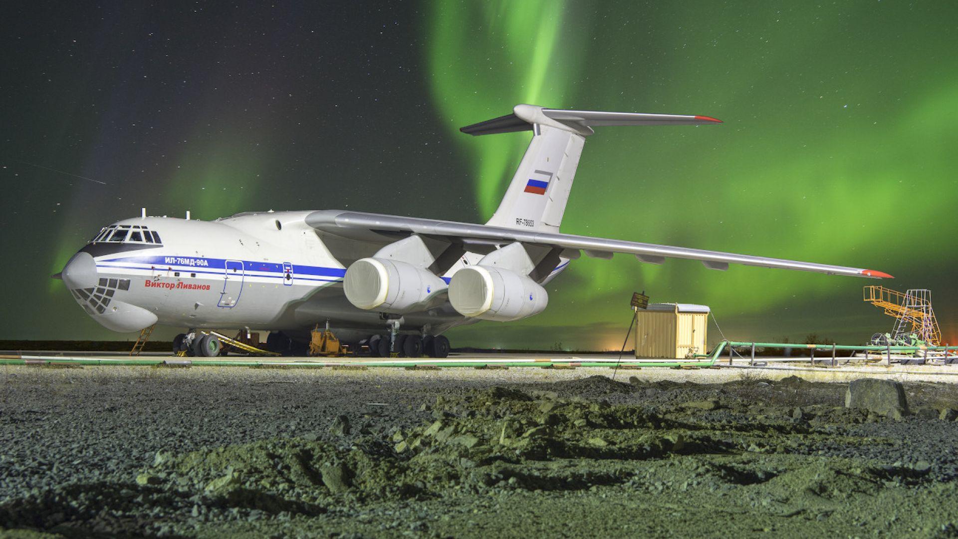 Русия ще изгражда ледени летища в Арктика