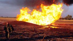 Сирия заяви, че взривът на газопровода е терористична атака (снимки и видео)