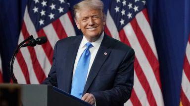 Номинираха Тръмп за Нобелова награда за мир
