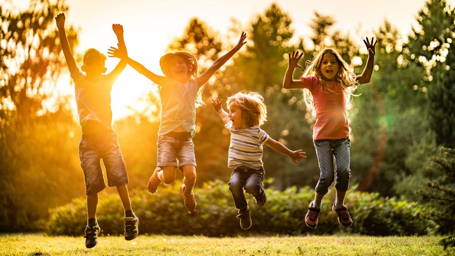 Децата, отглеждани в озеленена среда, имат по-висок коефициент на интелигентност