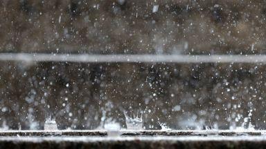 Силни градушки удариха половин България (снимки)