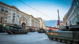 Какво оръжие показа Кремъл на Деня на победата (снимки)