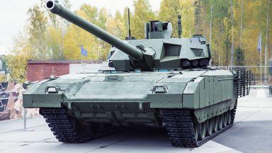 Русия работи по създаването на безпилотен танк