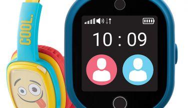 За всички бъдещи ученици VIVACOM предлага смарт часовника MyKi 4 LITE в комплект с Emoji Flip'n'Switch