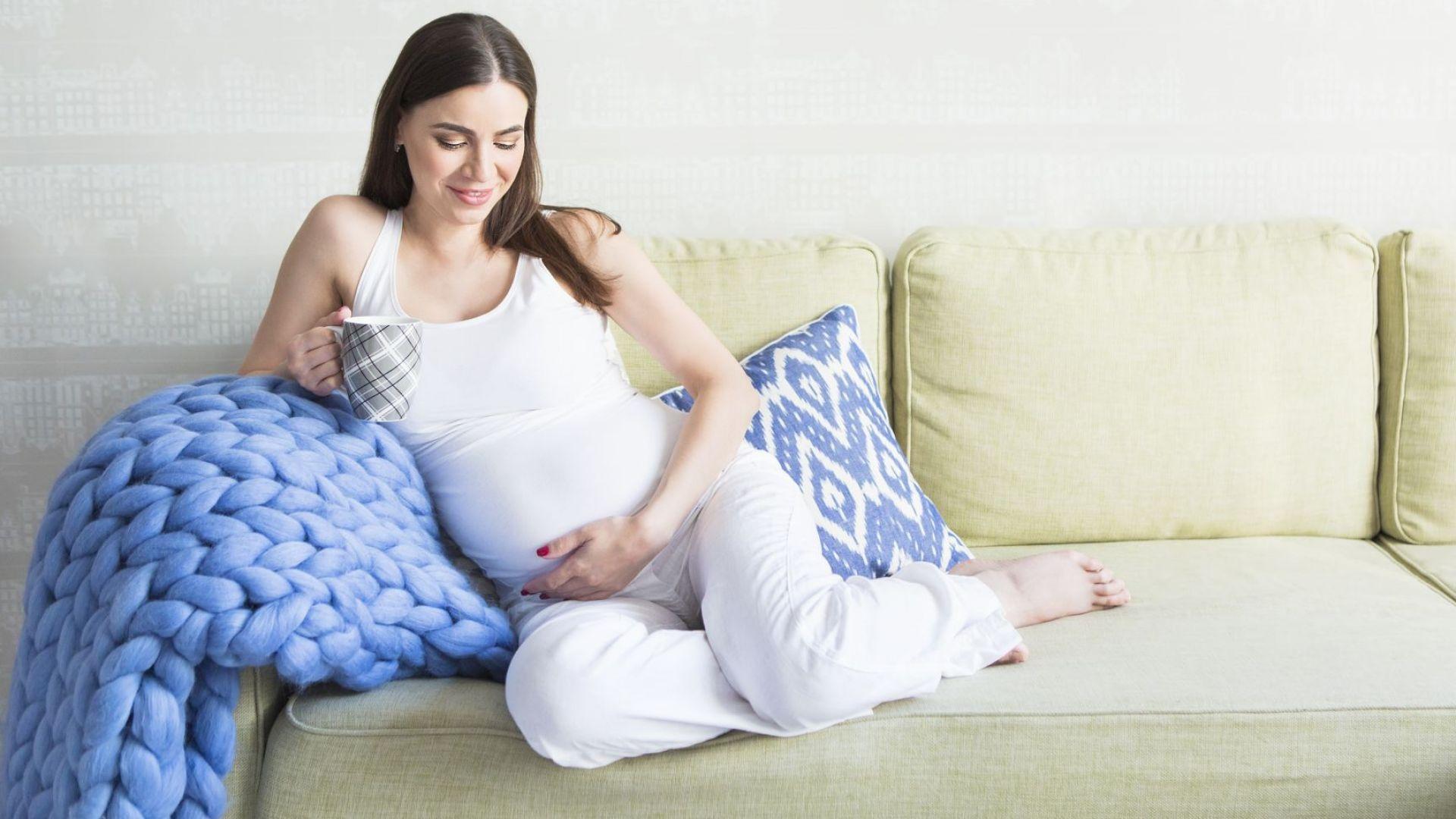Бременните жени не бива да приемат кофеин