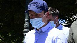 Магуайър проговори за инцидента в Гърция и шокира: Страхувах се за живота си
